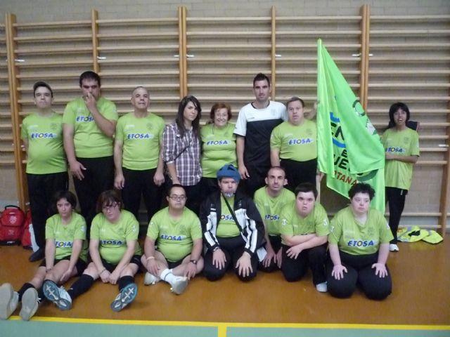 El Centro Ocupacional José Moya comienza la temporada deportiva 2010/11 de los XXIII juegos escolares especiales, Foto 1