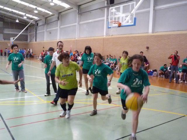 El Centro Ocupacional José Moya comienza la temporada deportiva 2010/11 de los XXIII juegos escolares especiales, Foto 2