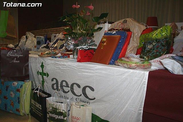 La Junta Local de la AECC organiza la tradicional cena a beneficio de la Asociación Española Contra el Cáncer, Foto 1