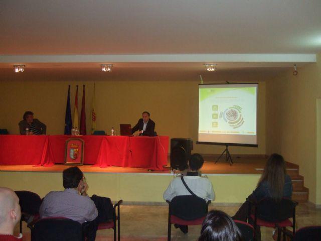 El proyecto de la Ciudad Alimentaria del Mediterráneo (CIAMED) se presenta en las II jornadas sobre economías locales de la Región de Murcia, Foto 1