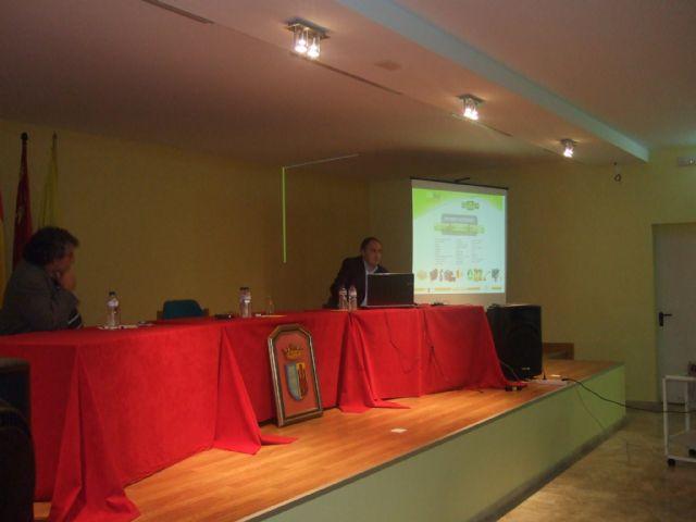 El proyecto de la Ciudad Alimentaria del Mediterráneo (CIAMED) se presenta en las II jornadas sobre economías locales de la Región de Murcia, Foto 2