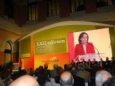 La Ministra de Medio Ambiente, Rosa Aguilar, entregó en la noche del pasado jueves el premio Alimentos de España a COATO - 1