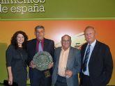 La Ministra de Medio Ambiente, Rosa Aguilar, entregó en la noche del pasado jueves el premio Alimentos de España a COATO - 10