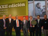 La Ministra de Medio Ambiente, Rosa Aguilar, entregó en la noche del pasado jueves el premio Alimentos de España a COATO - 11