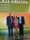 La Ministra de Medio Ambiente, Rosa Aguilar, entregó en la noche del pasado jueves el premio Alimentos de España a COATO - 14