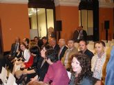 La Ministra de Medio Ambiente, Rosa Aguilar, entregó en la noche del pasado jueves el premio Alimentos de España a COATO - 19