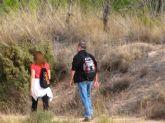 Nueva ruta del Club Senderista de Totana por el paraje de las Alquerías - 7
