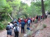 Nueva ruta del Club Senderista de Totana por el paraje de las Alquerías - 8