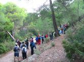Nueva ruta del Club Senderista de Totana por el paraje de las Alquerías - 9