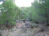Nueva ruta del Club Senderista de Totana por el paraje de las Alquerías - 11
