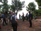 Nueva ruta del Club Senderista de Totana por el paraje de las Alquerías - 15