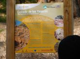 Nueva ruta del Club Senderista de Totana por el paraje de las Alquerías - 16