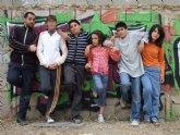Gran éxito de participación juvenil en los talleres de graffiti y fotografía digital