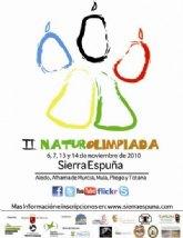 El Santuario de La Santa acoge este fin de semana varias de las actividades de la II Naturolimpiada