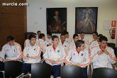 Autoridades municipales realizan una recepción oficial a la Selección Española de Fútbol-Sala sub-21 - 1