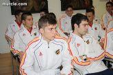 Autoridades municipales realizan una recepción oficial a la Selección Española de Fútbol-Sala sub-21 - 4