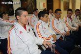 Autoridades municipales realizan una recepción oficial a la Selección Española de Fútbol-Sala sub-21 - 5