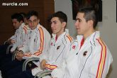 Autoridades municipales realizan una recepción oficial a la Selección Española de Fútbol-Sala sub-21 - 7