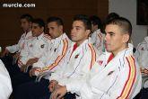 Autoridades municipales realizan una recepción oficial a la Selección Española de Fútbol-Sala sub-21 - 8