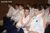 Autoridades municipales realizan una recepción oficial a la Selección Española de Fútbol-Sala sub-21 - 9