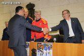 Autoridades municipales realizan una recepción oficial a la Selección Española de Fútbol-Sala sub-21 - 12