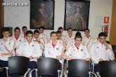 Autoridades municipales realizan una recepción oficial a la Selección Española de Fútbol-Sala sub-21 - 14