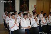 Autoridades municipales realizan una recepción oficial a la Selección Española de Fútbol-Sala sub-21 - 18