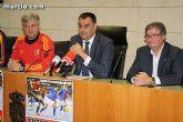 Autoridades municipales realizan una recepción oficial a la Selección Española de Fútbol-Sala sub-21 - 21