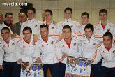 Autoridades municipales realizan una recepción oficial a la Selección Española de Fútbol-Sala sub-21 - 24