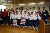 Autoridades municipales realizan una recepción oficial a la Selección Española de Fútbol-Sala sub-21 - 26