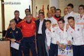 Autoridades municipales realizan una recepción oficial a la Selección Española de Fútbol-Sala sub-21 - 28