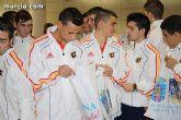 Autoridades municipales realizan una recepción oficial a la Selección Española de Fútbol-Sala sub-21 - 30