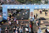 El JPC presente en la maratón de Atenas