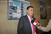 El alcalde suscribe el acuerdo con la secretaria de Estado de Vivienda y la Comunidad Autónoma - 1