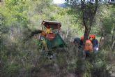 Inicio de las labores del proyecto medioambiental, valorado en más de 200.000 euros