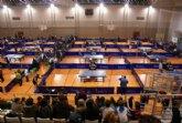 Tenis de mesa. Division de honor autonomica. CADE Totana 6 - Mula T.M. 0