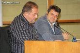 IU exige al Alcalde de Totana que abandone el proyecto de Televisión Comarcal, no dedicando ni un céntimo más a campañas de imagen