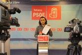 Martínez Usero: Exigimos a Valverde que explique la factura de la empresa que exige un pago de 139.950€ por las obras de El Cabecico