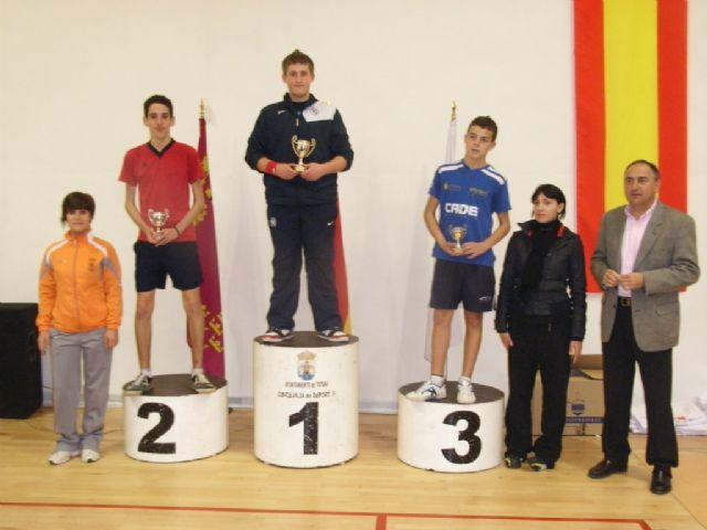 Un total de 78 escolares participaron en el torneo de tenis de mesa de Deporte Escolar, Foto 4