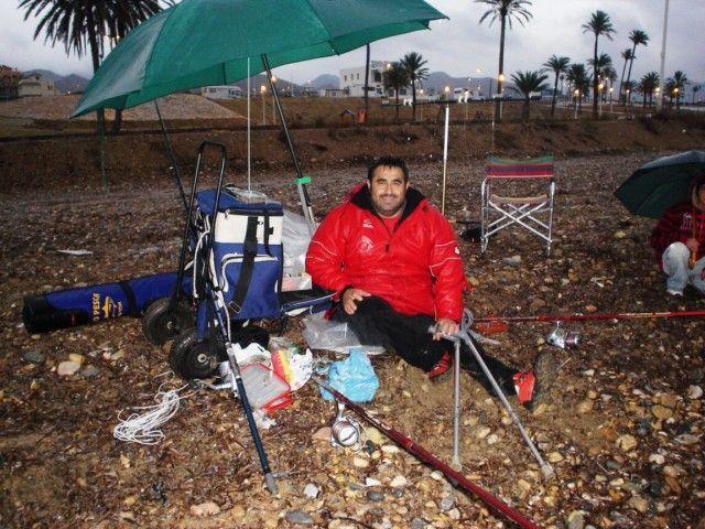 Celebrado con éxito el ´VI open de pesca Bahía de Mazarrón´, Foto 1