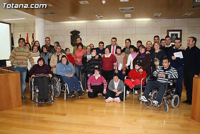 3 de diciembre. Día Internacional de las Personas con Discapacidad, Foto 1