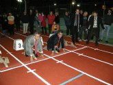 El delegado del Gobierno y el alcalde de Mazarrón inauguran nuevas instalaciones en el Polideportivo Municipal