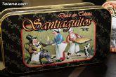 La Asociación de Pasteleros Artesanos de Totana presenta el nuevo diseño y formato de las cajas de Santiaguitos, dulces típicos de Totana - 2