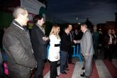 Inaugurada la remodelación de las pistas del Polideportivo Municipal de Mazarrón, que llevará el nombre del totanero Jesús Cánovas Valenzuela - 7