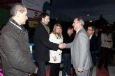 Inaugurada la remodelación de las pistas del Polideportivo Municipal de Mazarrón, que llevará el nombre del totanero Jesús Cánovas Valenzuela - 8