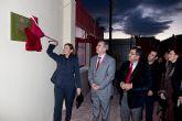 Inaugurada la remodelación de las pistas del Polideportivo Municipal de Mazarrón, que llevará el nombre del totanero Jesús Cánovas Valenzuela - 14