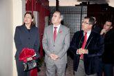 Inaugurada la remodelación de las pistas del Polideportivo Municipal de Mazarrón, que llevará el nombre del totanero Jesús Cánovas Valenzuela - 16