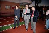 Inaugurada la remodelación de las pistas del Polideportivo Municipal de Mazarrón, que llevará el nombre del totanero Jesús Cánovas Valenzuela - 19