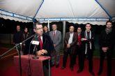 Inaugurada la remodelación de las pistas del Polideportivo Municipal de Mazarrón, que llevará el nombre del totanero Jesús Cánovas Valenzuela - 23