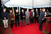 Inaugurada la remodelación de las pistas del Polideportivo Municipal de Mazarrón, que llevará el nombre del totanero Jesús Cánovas Valenzuela - 25